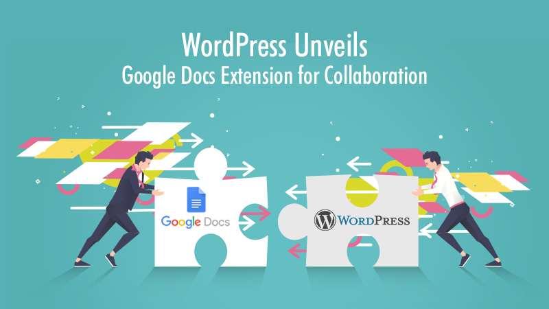 WordPress.com Collaborates with Google Docs. - cover