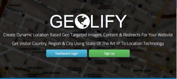 GEOLify