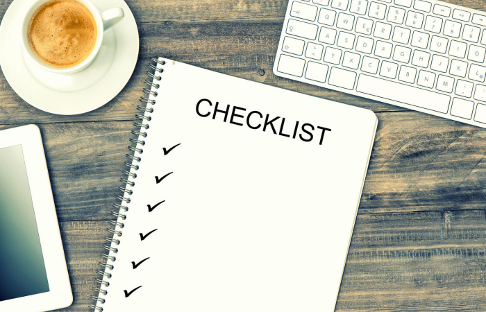 WordPress Checklist For You