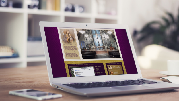 Create Church Website