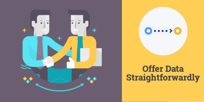 Offer-Data-Straightforwardly