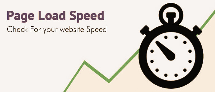Check Your Page Loading Speed & Improvise