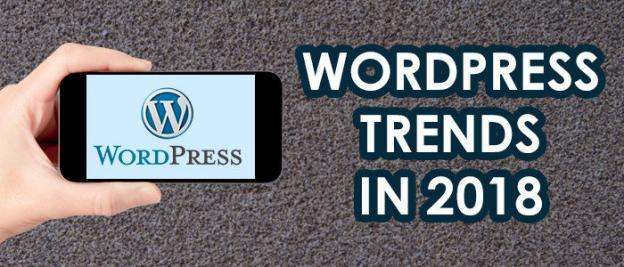 WordPress trends in 2018