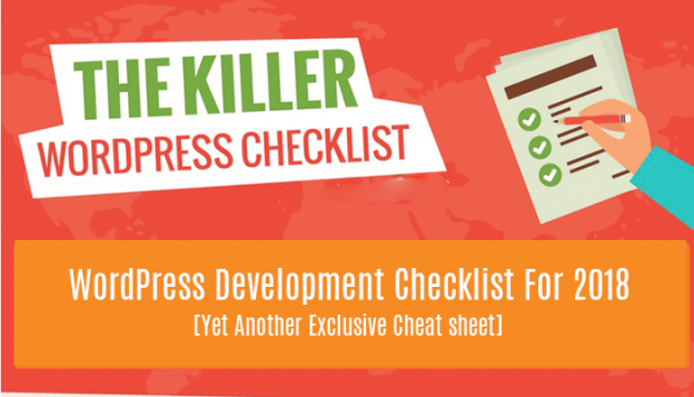 WordPress Check list