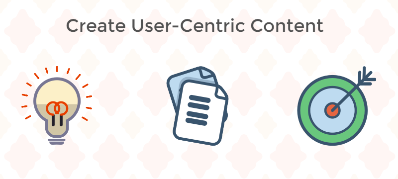 user centric content