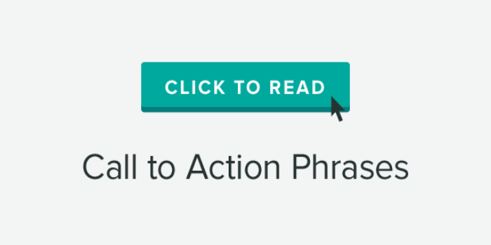 call to action button
