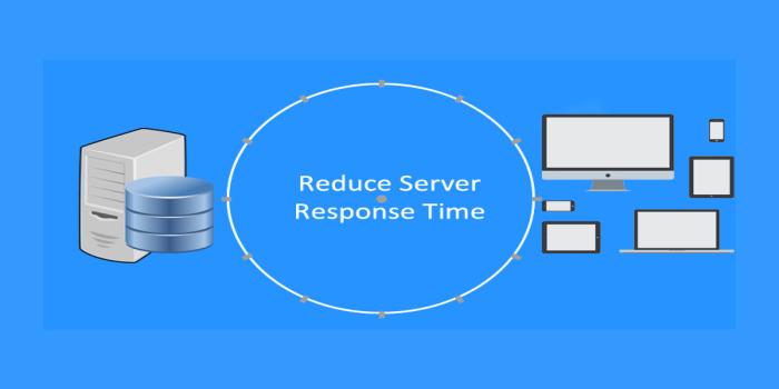 server response time
