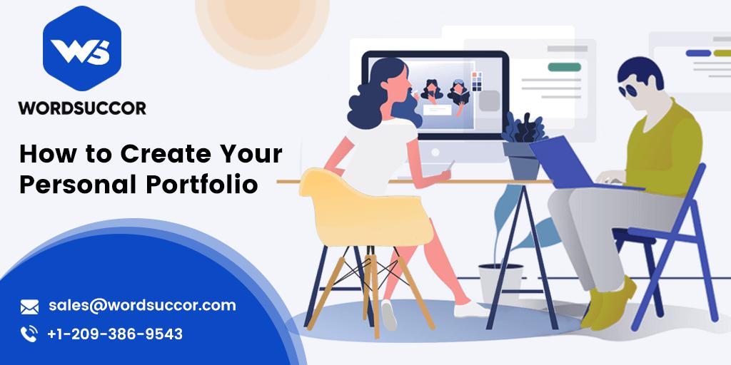 How to create your personal portfolio