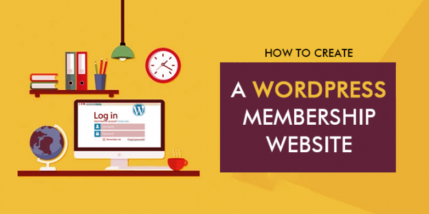 Create WordPress Membership Website