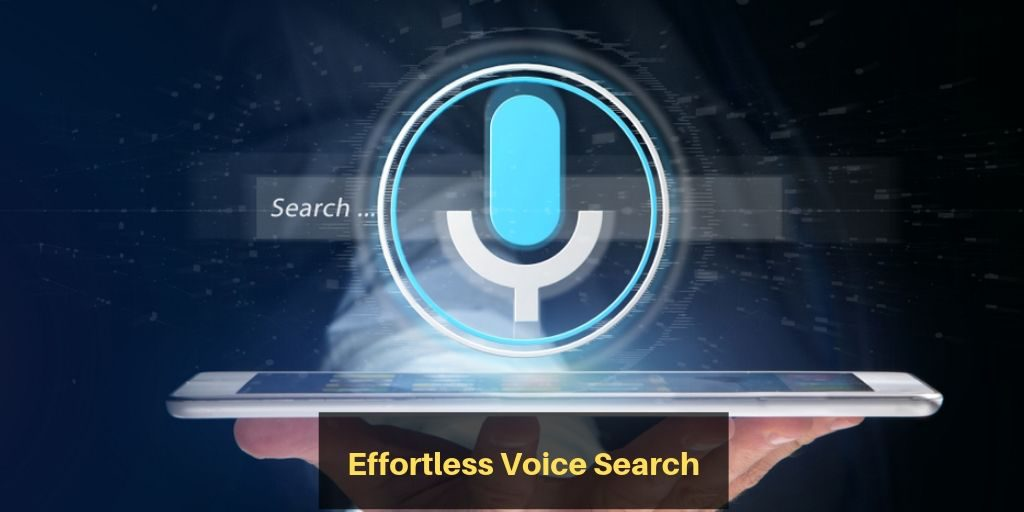 Effortless Voice Search