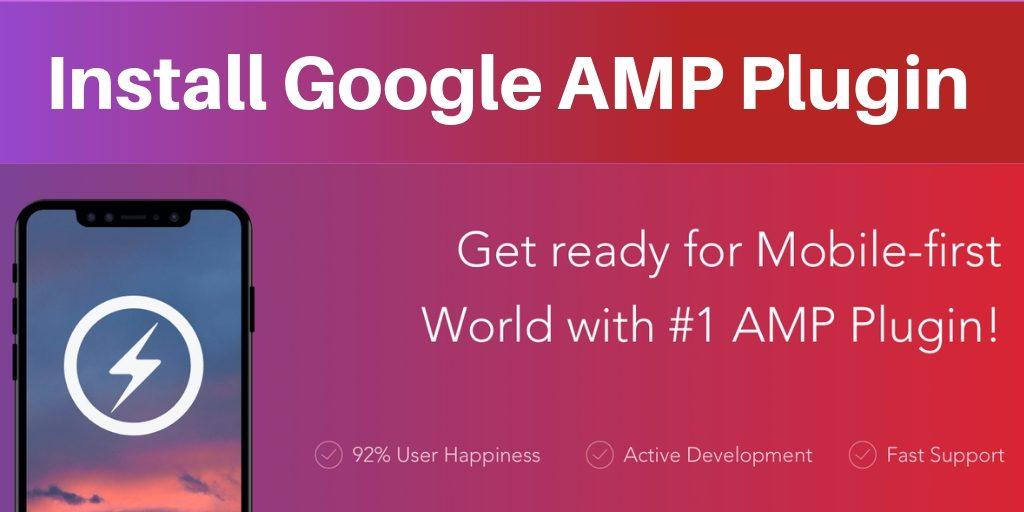 Google AMP Plugin - Wordsuccor
