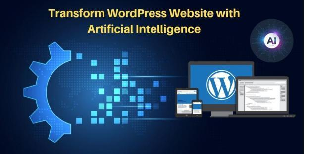 Transform your WordPress Website with Artificial Intelligence_Wordsuccor