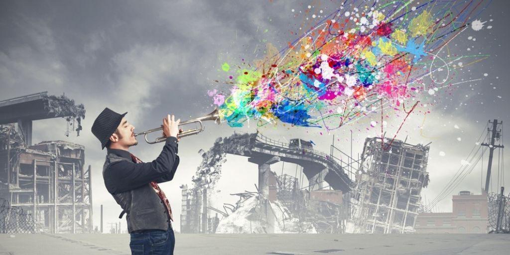 Stable ground Originality & artistic Harmony