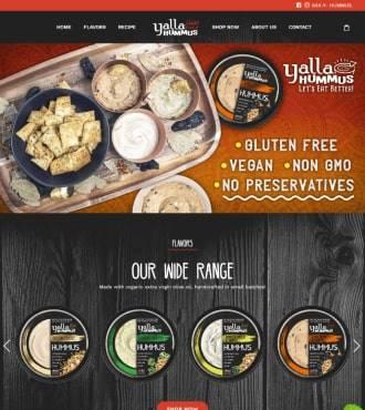 Yalla Hummus