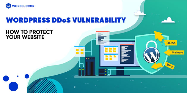 WordPress DDoS Vulnerability: How to Protect your Website