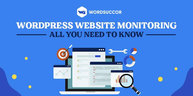 WordPress Website Monitoring